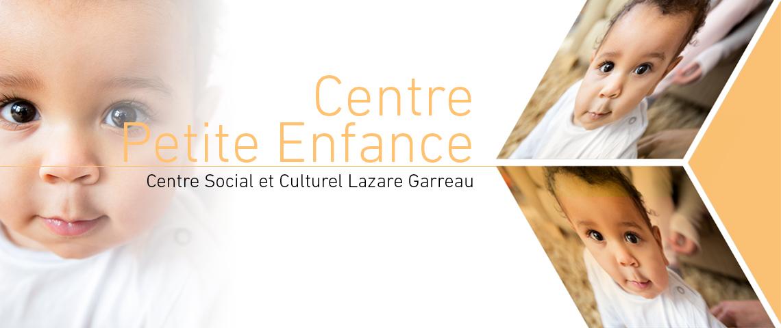 Programme 2018, Centre Petite Enfance, Centre Social et Culturel Lazare Garreau, Lille Sud