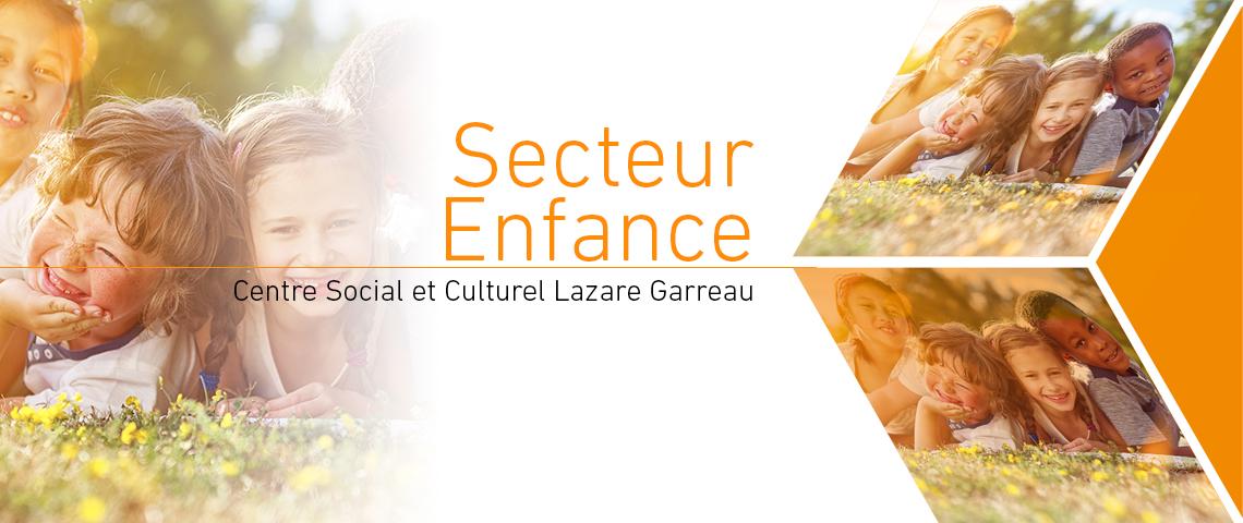 Programme 2018, Secteur Enfance, Centre Social et Culturel Lazare Garreau, Lille Sud