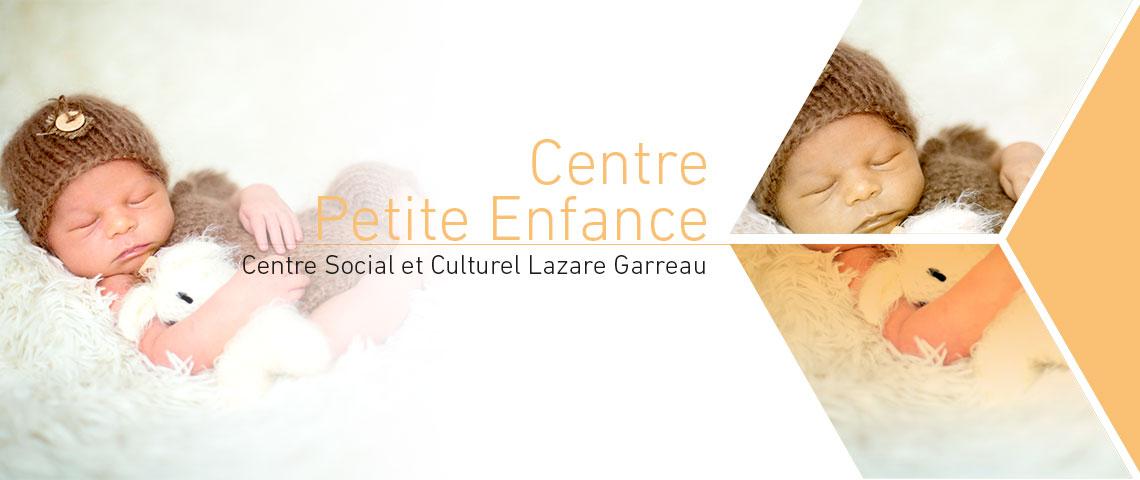Programme 2019 du Centre Petite Enfance