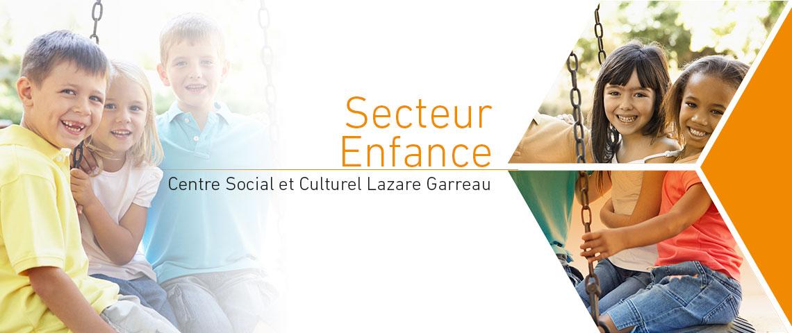 Programme 2019 du secteur enfance