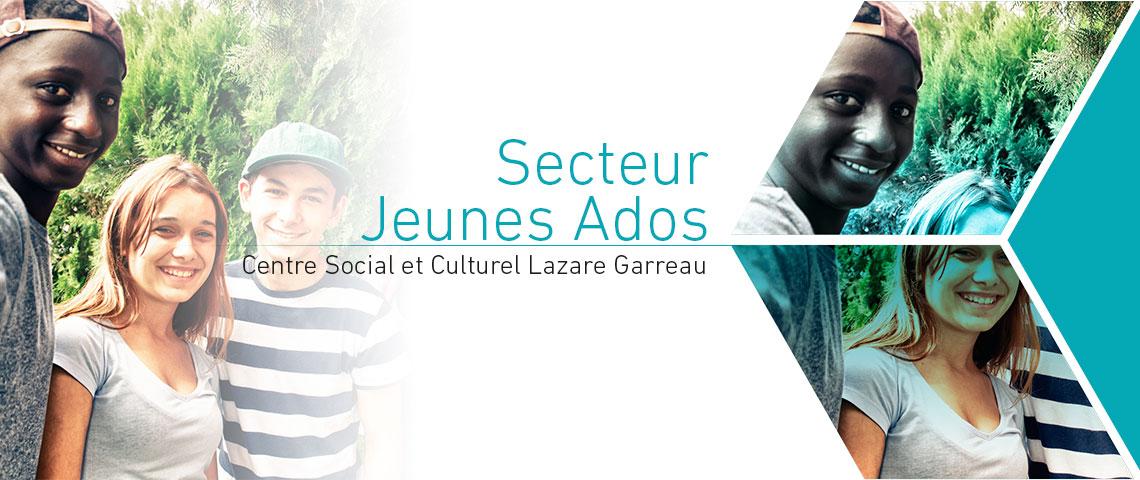Programme 2019 du secteur jeunes adolescents