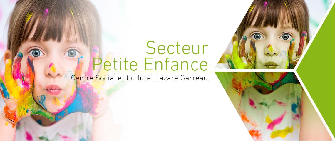Programme 2019 du secteur petite enfance